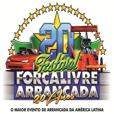 Festival Arrancada 13/12  - 13/12/13 - Pinhais - PR  - TK INGRESSOS