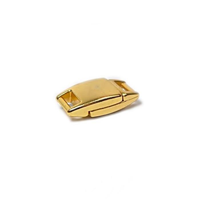 Fecho Pequeno de Ima Dourado  (01 unid.)- FID002