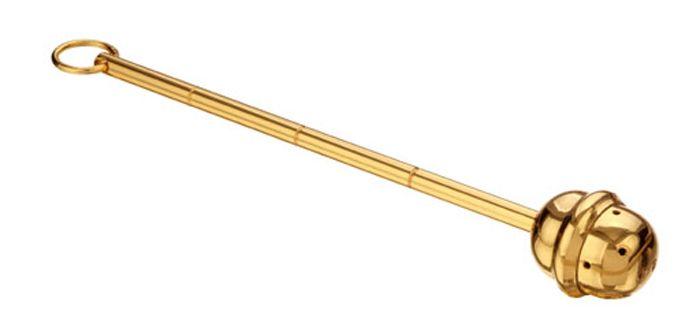 Aspersório Dourado 16cm 16