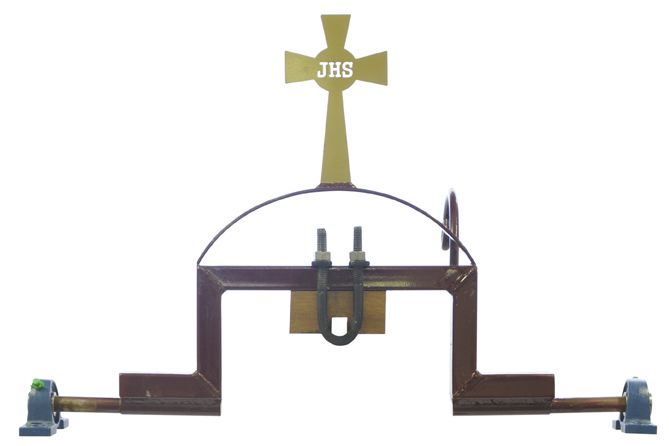Contra Peso Sino Bronze 22Kg