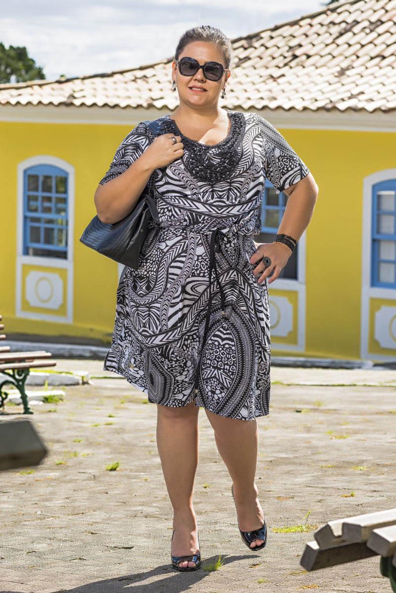 Vestido Bella GGreyce - GG111