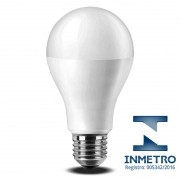 Lâmpada Bulbo LED A67 15W Bivolt Com Inmetro