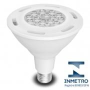 Lâmpada LED PAR38 15W Com Inmetro Bivolt