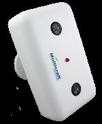 Sensor de Presença Bivolt MPL13 p/ Sobrepor Teto Ultrassônico c/ Timer