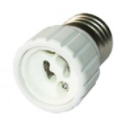 Soquete Adaptador de GU10 para E27