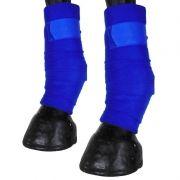 Liga de Descanso Azul Para Cavalo